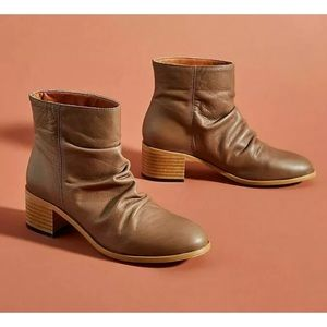 Antropologie New Maia Ankle Boots . MSRP $170 NWT